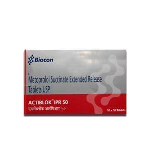 Actiblok Ipr 50 mg Tablet