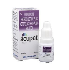 Acupat Eye Drops 5 ml