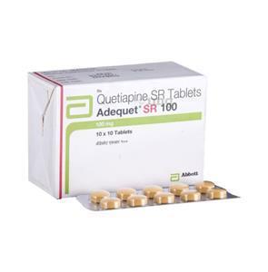 Adequet SR 100 mg Tablet
