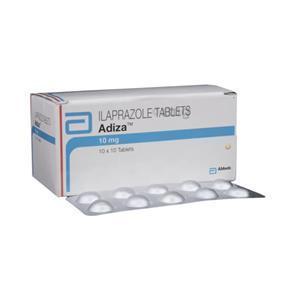 Adiza 10 mg Tablet