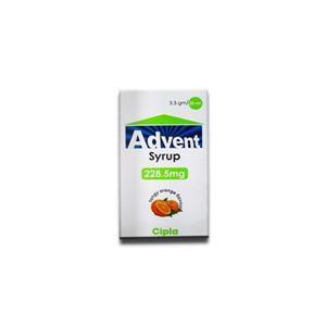Advent Syrup 60 ml