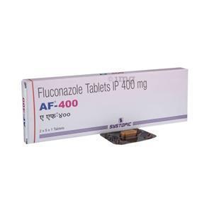 AF 400 mg Tablet
