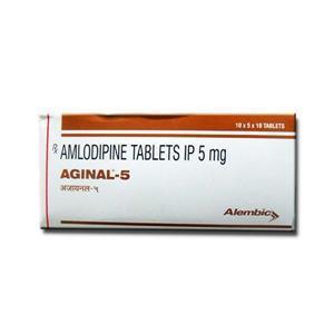 Aginal 5 mg Tablet