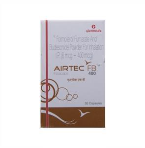 Airtec FB 400 mg Rotacaps