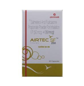 Airtec SF 250 Rotacaps