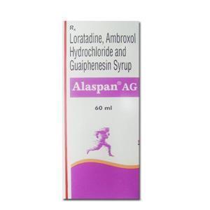 Alaspan AG Syrup 60 ml