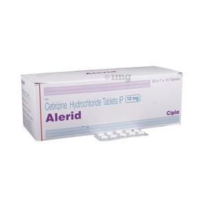 Alerid 10 mg Tablet