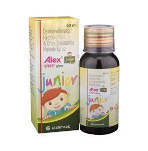 Alex Junior Syrup 60 ml