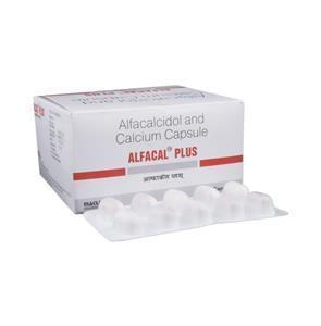 Alfacal Plus Capsule