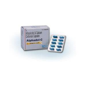 Alphadol C Capsules