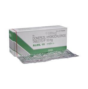 Alzil 10 mg Tablet