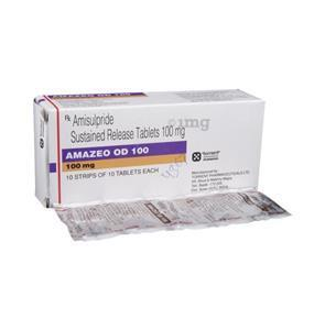 Amazeo OD 100 mg Tablet