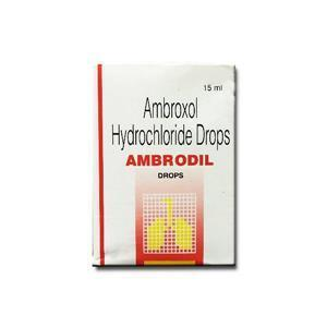 Ambrodil D Syrup 100 ml