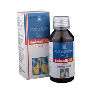 Ambrodil XP Syrup 100 ml