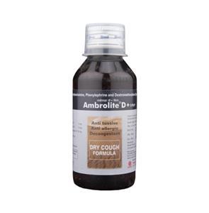 Ambrolite D Syrup 100 ml
