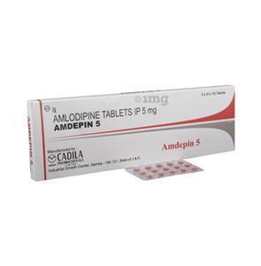 Amdepin 5 mg Tablet