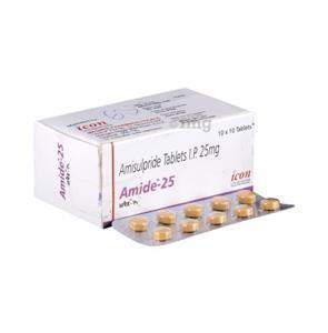 Amide 25 mg Tablet