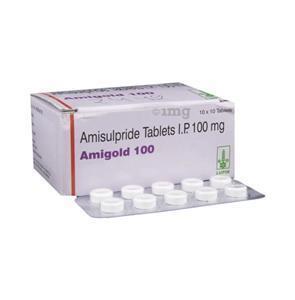 Amigold 100 mg Tablet