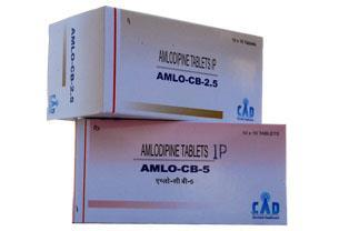 Amlo CB 2.5 mg Tablet