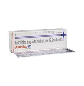 Amlodac CH Tablet