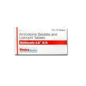 Amlosafe LS 5/5 Tablet