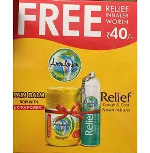 Amrutanjan Relief 5 gm