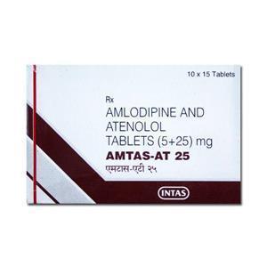 Amtas AT 25 mg Tablet