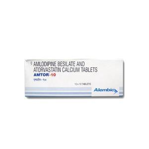 Amtor 10 mg Tablet