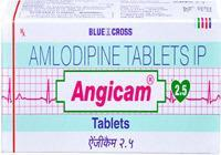 Angicam 2.5 mg Tablet