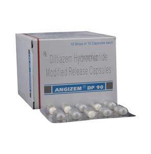 Angizem CD 90 Capsule