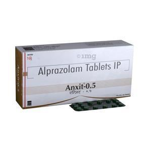 Anxit 0.5 mg Tablet