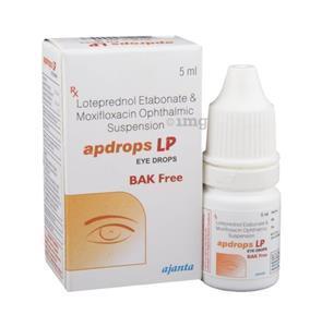 Apdrops LP Eye Drops 5 ml