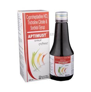 Aptimust Syrup 200 ml