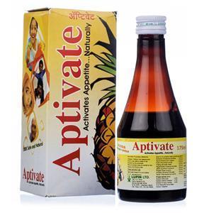 Aptivate Syrup 175 ml