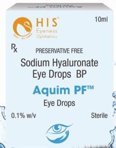 Aquim PF Eye Drops 10 ml