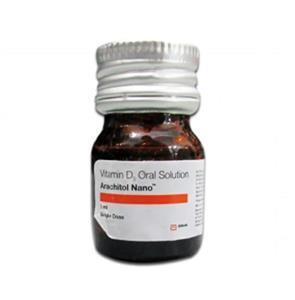 Arachitol O Tablet Container