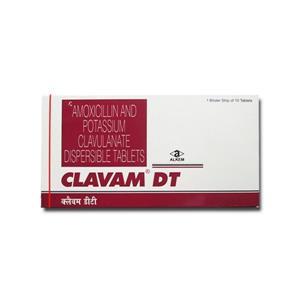 Clavam DT Tablet
