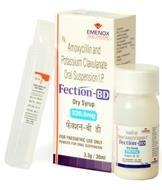 Fection BD 228.5 mg DS 30 ml