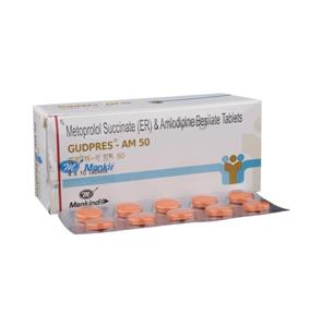 Gudpres AM 25 mg Tablet