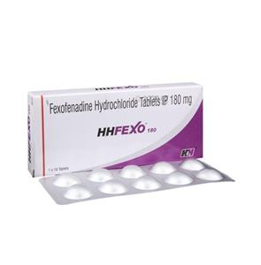 Hhfexo 180 mg Tablet