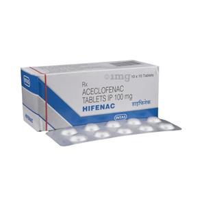 Hifenac Tablet