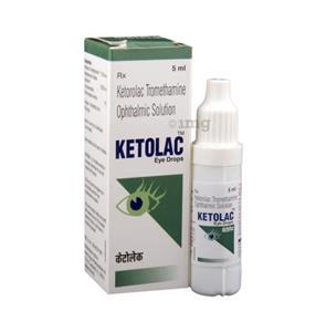 Ketolac Eye Drops