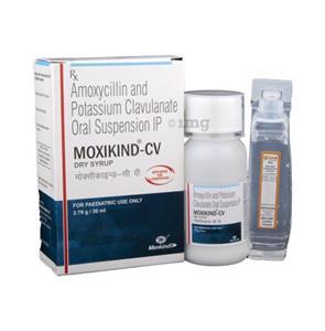 Moxikind CV Dry Syrup 30 ml