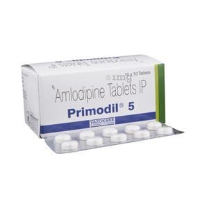 Primodil 5 mg Tablet