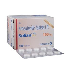 Solian 100 mg Tablet