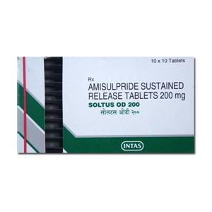 Soltus OD 200 mg Tablet