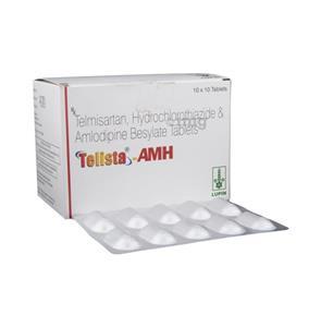 Telista AM 40 mg Tablet