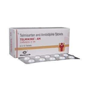 Telmikind AM Tablet
