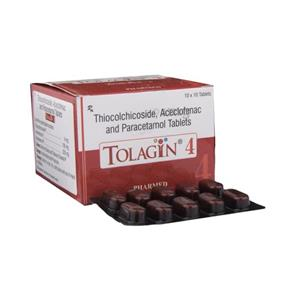 Tolagin 4 mg Capsule