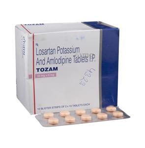 Tozam Tablet